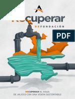 Presentación de la Propuesta de Agua |  Recuperar el Agua de Jalisco con una visión sustentable
