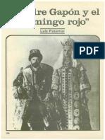 P. Gapon- Domingo Rojo
