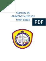 Manual Priemros Auxilios