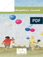 Cartilha - Artrite Idiopatica Juvenil