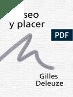 DELEUZE, Gilles - Deseo y placer (traducido por Javier Sáez, en Archipiélago. Cuadernos de crítica cultural, Barcelona, n.º 23, 1995).pdf