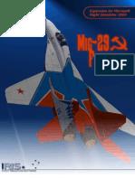 IRIS Mig-29 Fulcrum Flight Manual