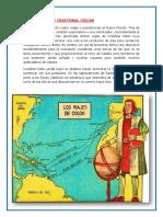 Los 3 Viajes de Cristobal Colon