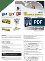 Controle Remoto Ventilador - Manual