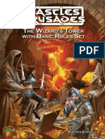 Wizards Tower and Basic Rules