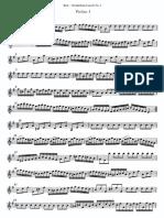 Sheet Music_brandenburg Violin 1 Part 5