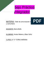 Integrador  Tic