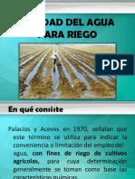 calidaddelaguaparariego-120301140610-phpapp02