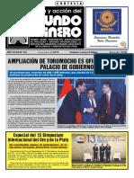 Mundo Minero- Junio 2018
