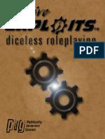Active Exploits - Core Rules