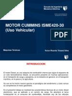 Motor de Combustion Interna Ciclo Diesel
