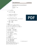 Practica Ecuaciones Diferenciales-2013