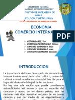 Comercio Internacional Presentacion