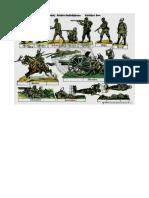 Turkisch Soldier Paper Model