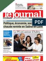 Le Journal 30 Aout 2010