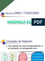 Ppt Relaciones y Funciones
