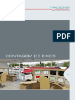 Frauscher - Datasheet Contadores de Eixos