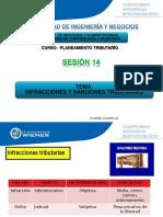 P14 Infracciones y Sanciones