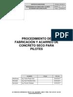 Proc. - Fabricacion y Acarreo de Concreto