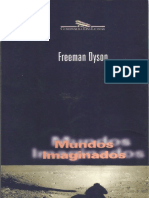 Freeman Dyson Mundos Imaginados Conferencias J b
