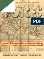 TL y poscolonialidad