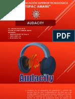 Audacity y Yyy Yyy