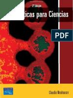 Matemáticas Para Ciencias - Claudia Neuhauser - 2da Edición