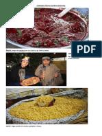 Comidas Típicas Pueblo Mapuche