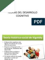Teorias Del Desarrollo Cognitivo Jj
