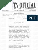 Gaceta Oficial N 6.384