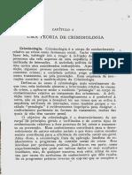 Princípios de Criminologia - Associação Diferencial