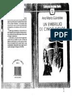 Un Embrujo de Cinco Siglos Ana Maria Guiraldes