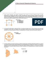 Practica de Fisica General-momentos de Inercia