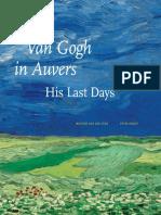 Van Gogh in Auvers by Wouter Van Der Veen and Peter Knapp - Excerpt