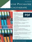 Qualitaetsentwicklung in der Forensischen Psychiatrie