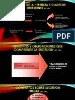 Delacion de La Herencia y Clases de Sucesiones 1002-1007
