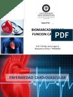 Clase 25 Evaluacion de La Funcion Cardiaca