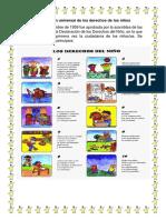 Declaración universal de los derechos de los niños.docx