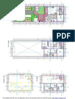 Plano de Estructuras Model 11111111