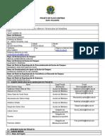 Modelo de Projeto de Extensão Em Fluxo Contínuo Atual