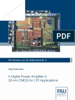 A Digital Power Amplifier in 28 Nm CMOS for LTE Applications