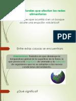 Ppt Causas Naturales Que Afectan Las Redes Alimentarias 2.0