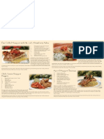 Fresh Florida Red Snapper Dishes - Billy's Stone Crabs and Seafood Restaurant