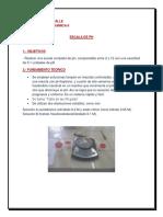 Laboratorio 4 Quimica II