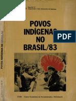 Aconteceu Especial (número 14) - Povos Indígenas no Brasil 1983