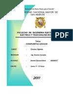 EXPERIMENTO 2 - COMPUERTAS LOGICAS - CIRCUITOS DIGITALES.docx