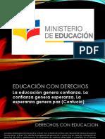 Educación Con Derechos