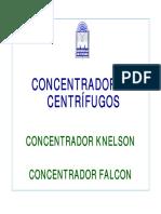 Concentracion Centrifugos Knelson Fal 5