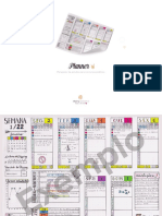 Planner Clipping