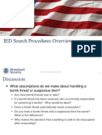 Dhs Ied Search Procedures